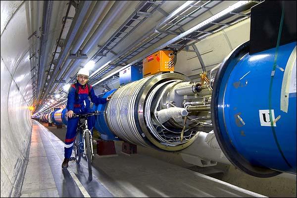 large hedron collider