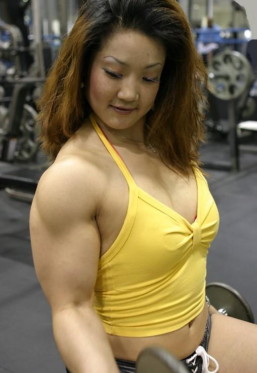 rencontre femme bodybuilder