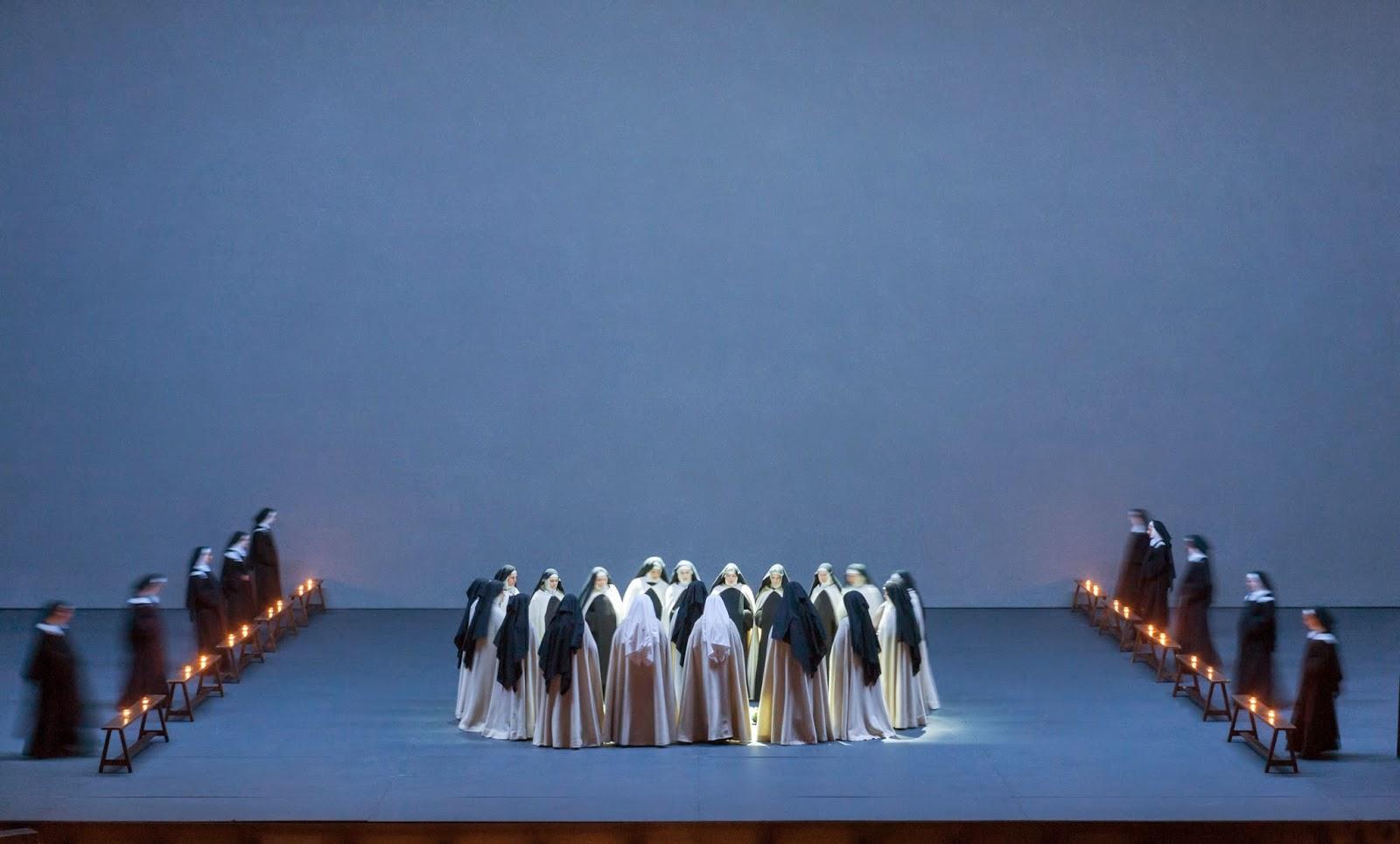 Boulezian: Dialogues des Carmélites, Royal Opera, 2 June 2014