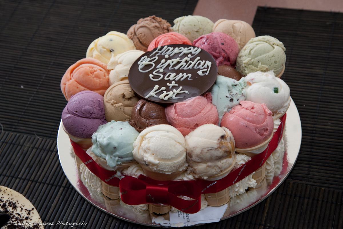 Gelato Birthday Cakes Sydney