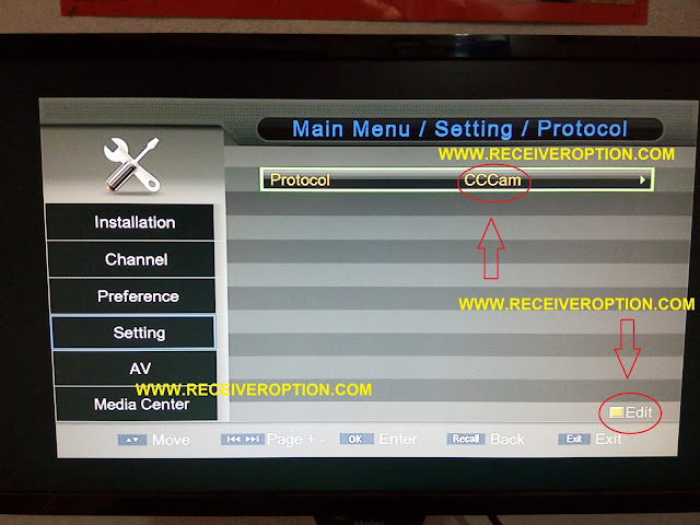 ECHOLINK EL-2016 HD RECEIVER CCCAM OPTION