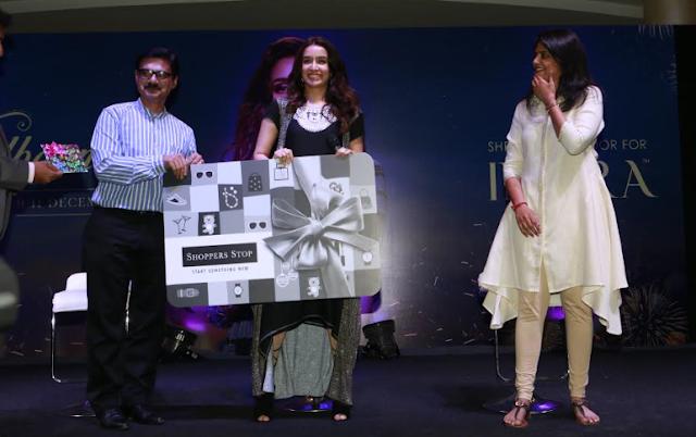 Shraddha Kapoor enchants with Imara's  'Spellbound Sale'
