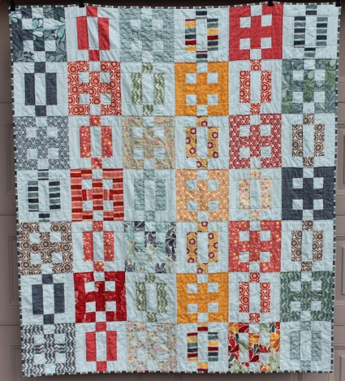 Salt Air Crossings Quilt Tutorial