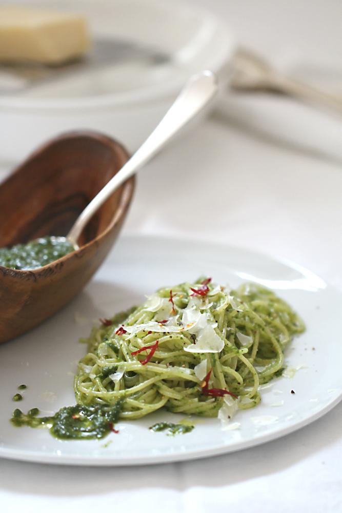 Rucola-Pesto mit Rezept im foodblog | Arthurs Tochter kocht. von Astrid Paul