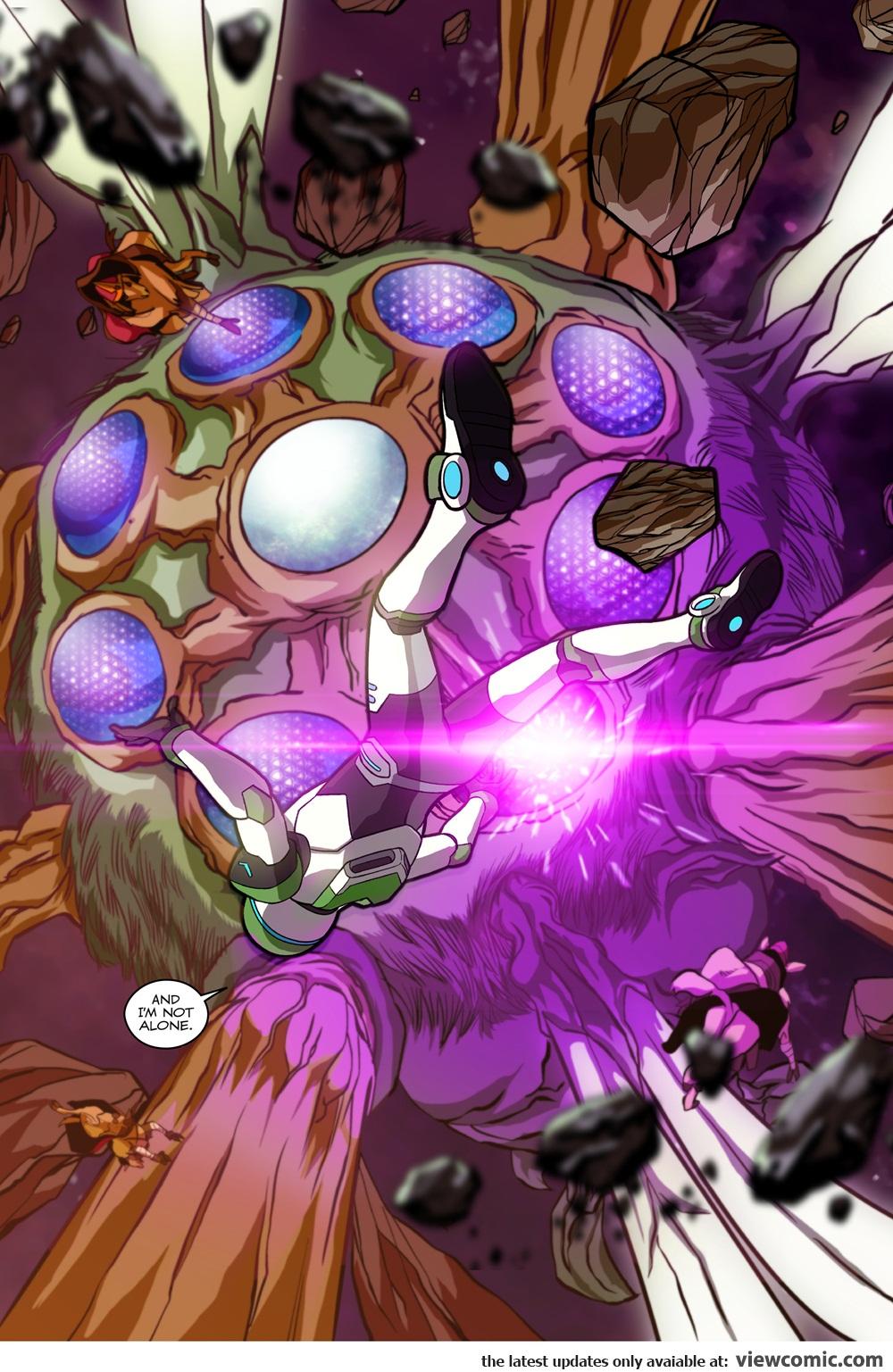 Voltron – Legendary Defender 05 (of 05) (2016) | Vietcomic.net reading comics online for free