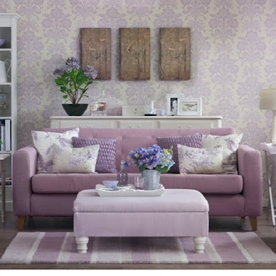 Relaxing Pastel Colors For Your Living Room