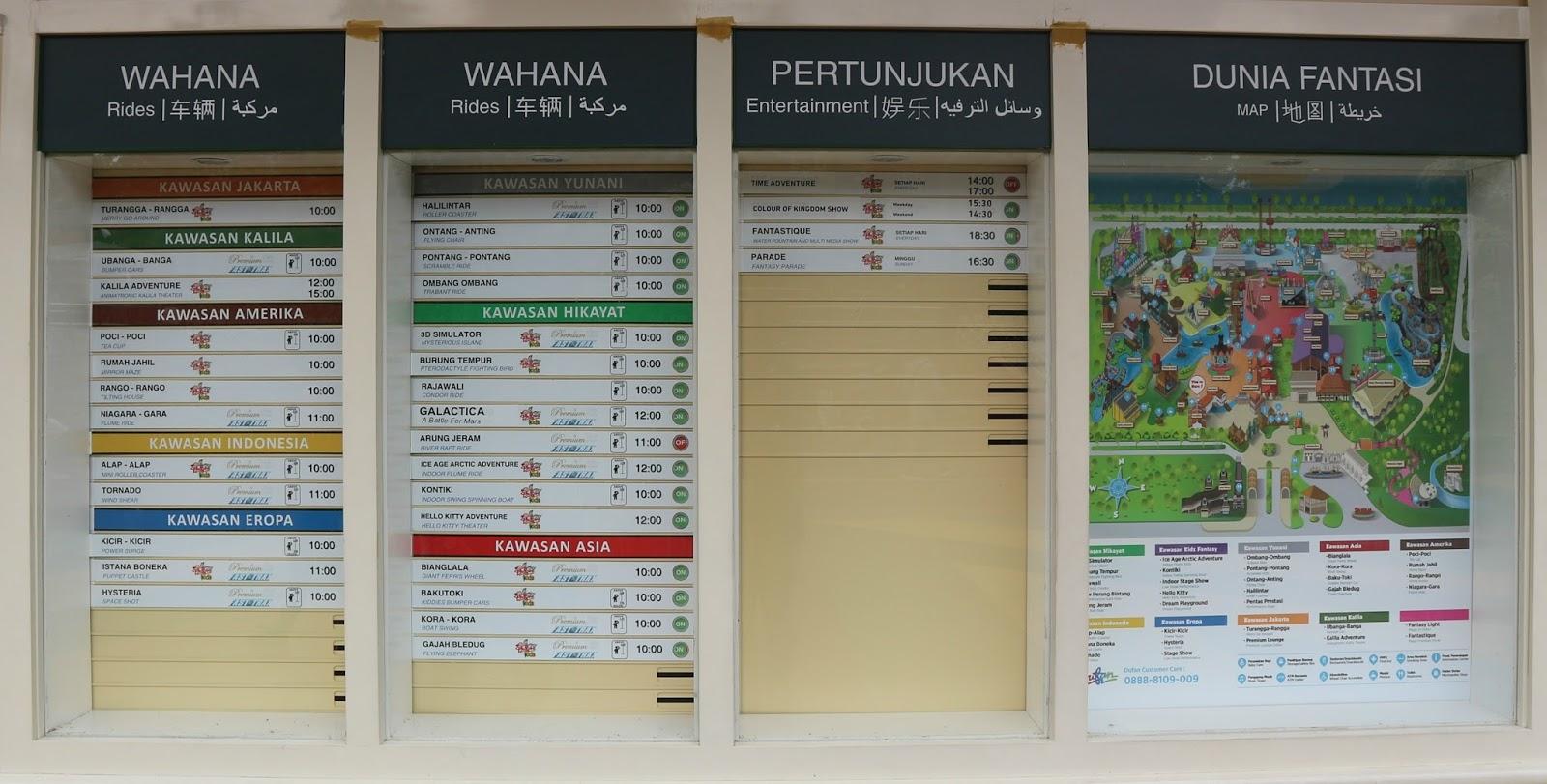 Map Peta Dufan