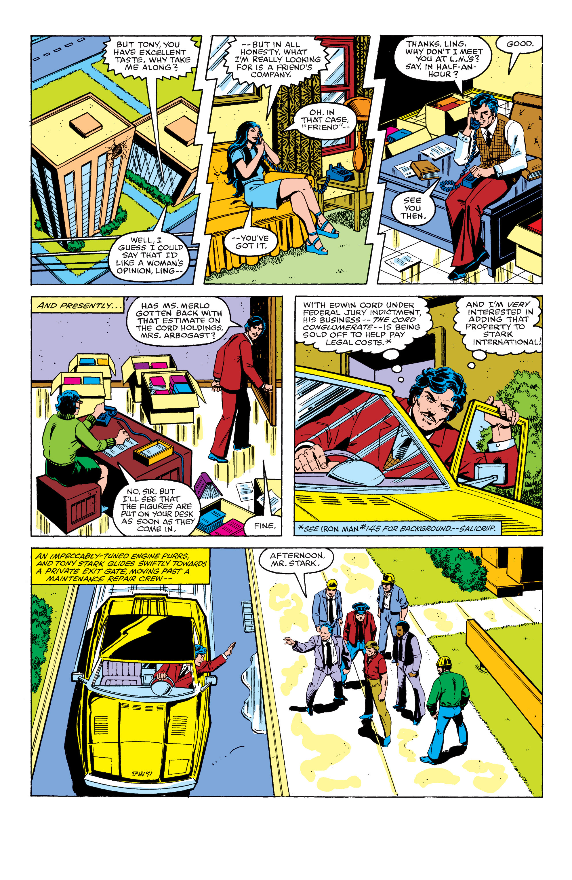 Read online Ant-Man comic -  Issue #Ant-Man _TPB - 165