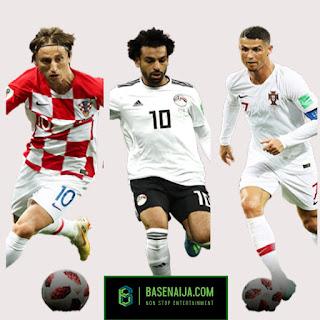 Modric, Ronaldo, Salah Nominated As Finalist For Men World Best Player
