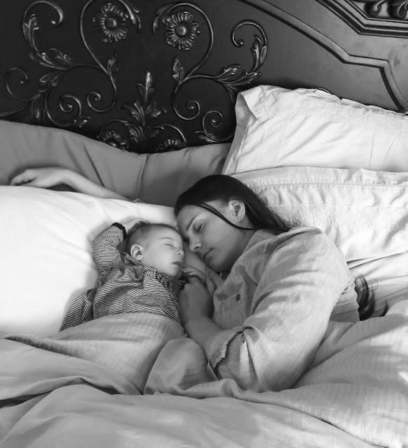 A tale of co-sleeping