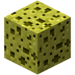Minecraft Sponge Crafting
