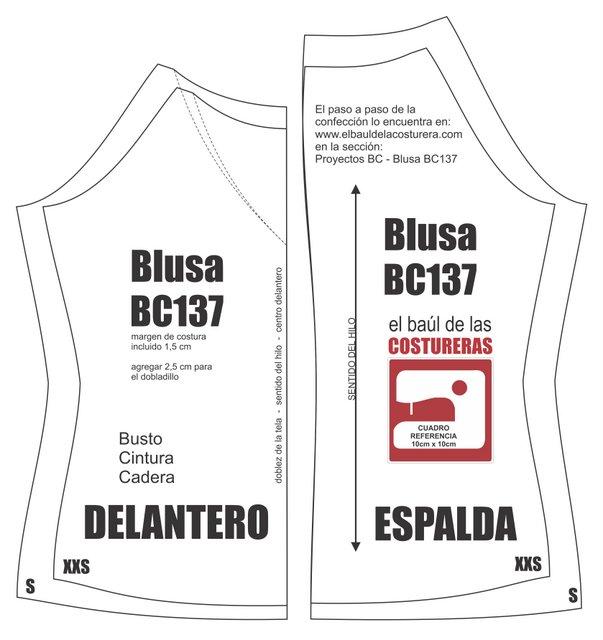 Blusa BC137