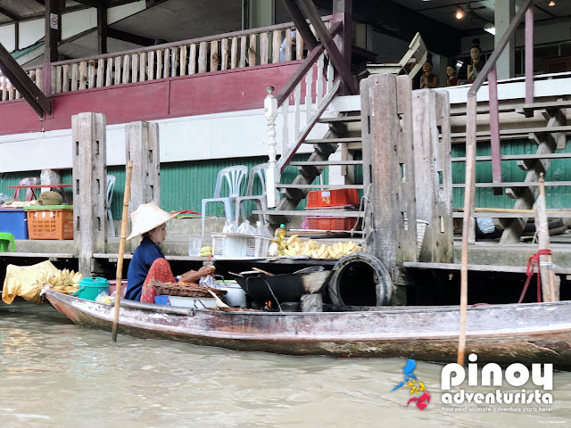 FLOATING MARKETS IN THAILAND BANGKOK ON A BUDGET TOUR TRAVEL GUIDE