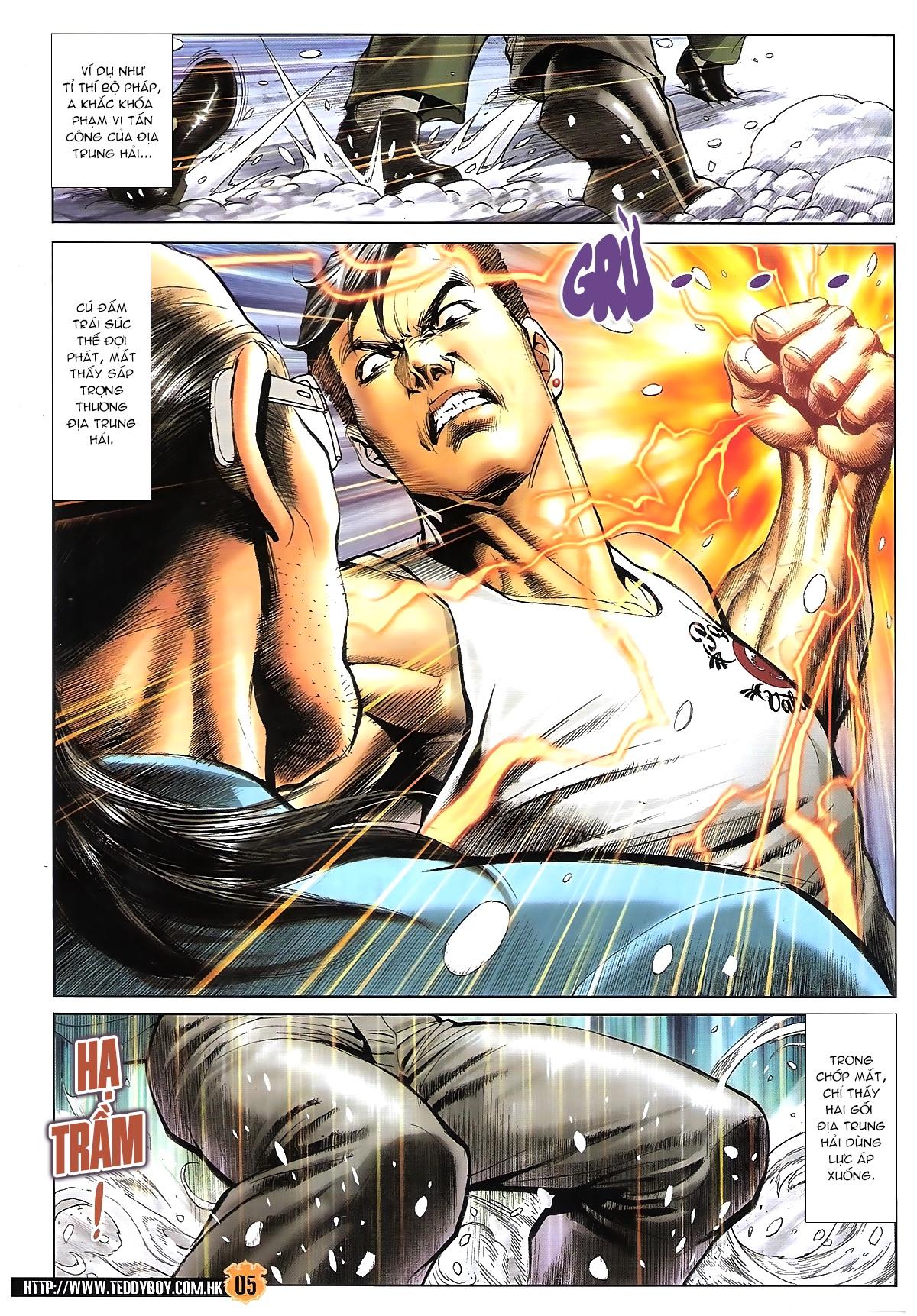 Người Trong Giang Hồ - Chapter 1615: Bắn chết Triệu Oánh - Pic 3