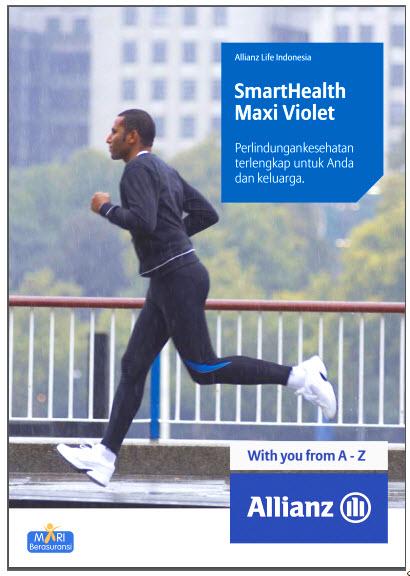 Manfaat Dan Kelebihan Asuransi Kesehatan Murni Tanpa Investasi Dari Allianz, SmartHealth – Maxi Violet Allianz
