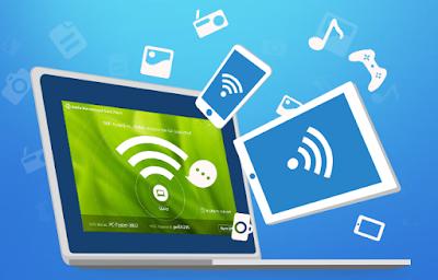 Membuat Wifi Hotspot di Laptop