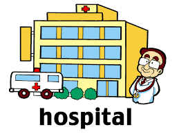 Daftar alamat, nomor telepon, jalan, kode pos, kelas, tipe, jenis rumah sakit atau hospital di wilayah Indonesia, rumah sakit dalam dan luar negeri