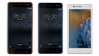 Nokia 6 Nokia 5 and Nokia 3 prices leaked for India