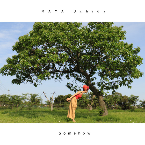 [Single] MAYA Uchida - Somehow (2016.05.22/RAR/MP3)