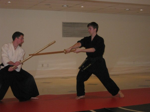 Travels in the Martial Arts: Weapons training