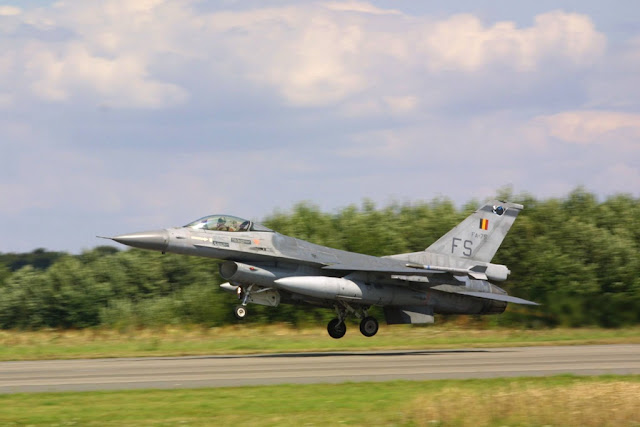 BELGIAN AIR FORCE TACTICAL WEAPONS MEET 2017