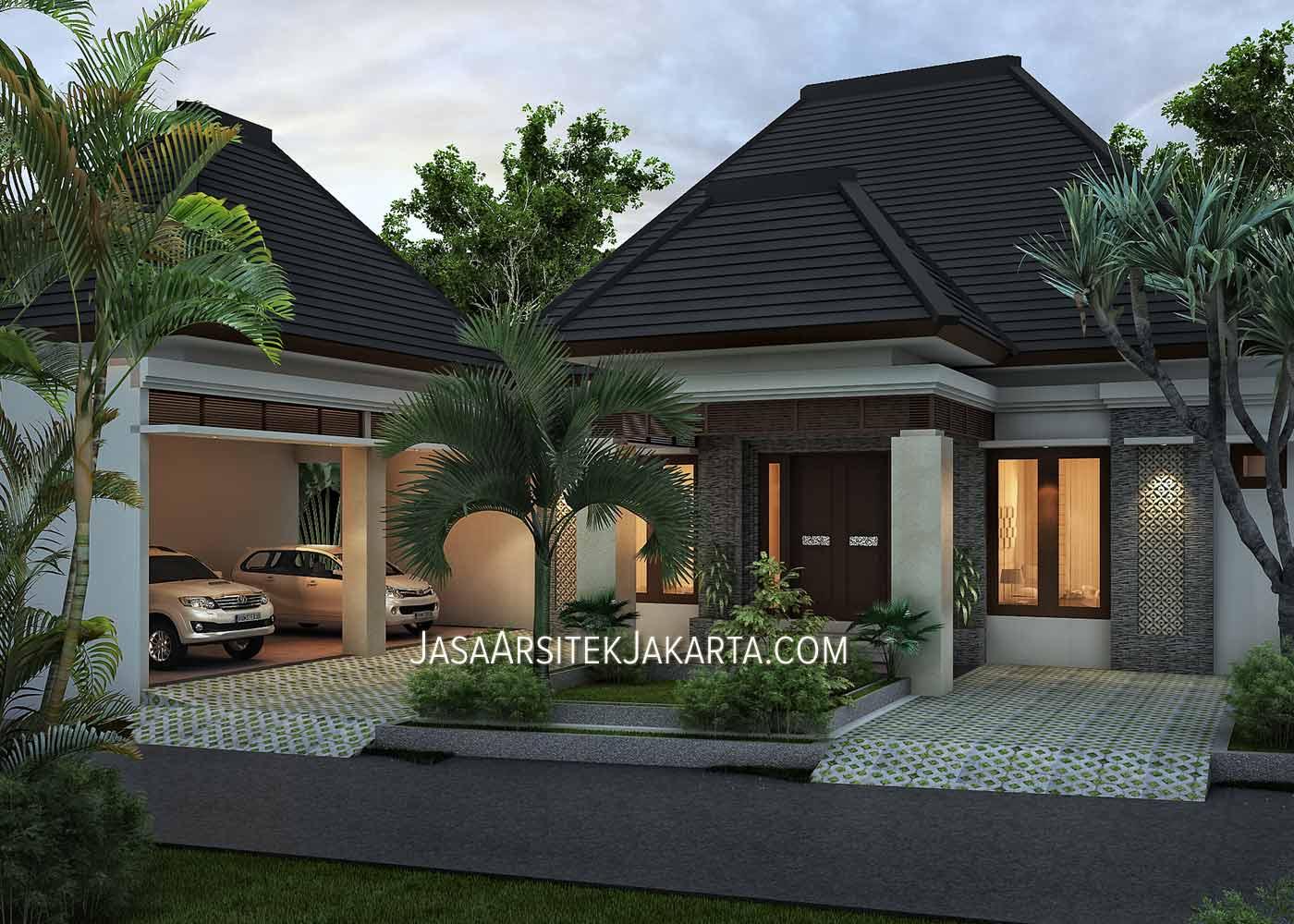 8200 Desain Rumah 2 Lantai Halaman Luas HD