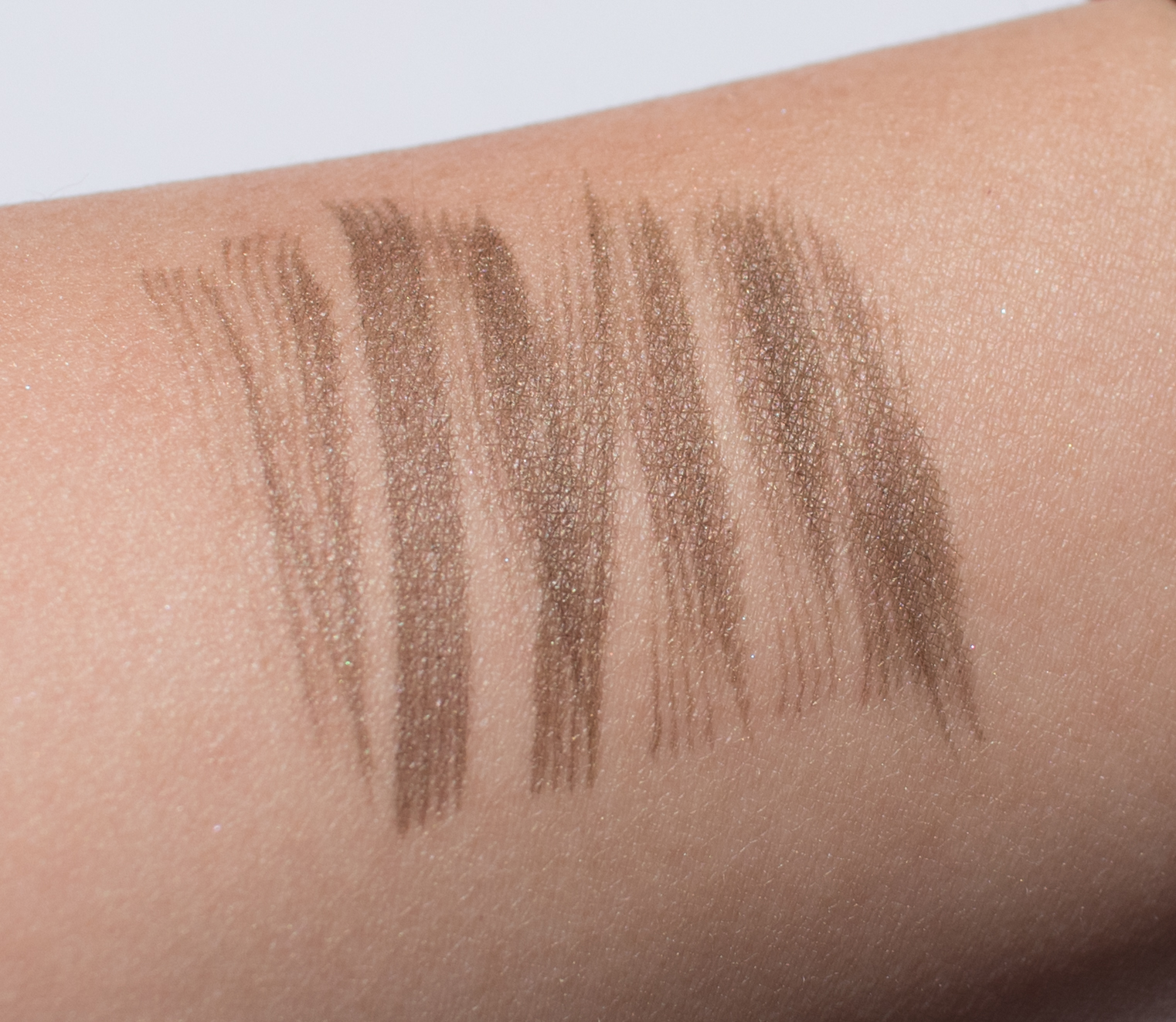 Maybelline TattooStudio Brow Tint Pen Makeup Review Swatch