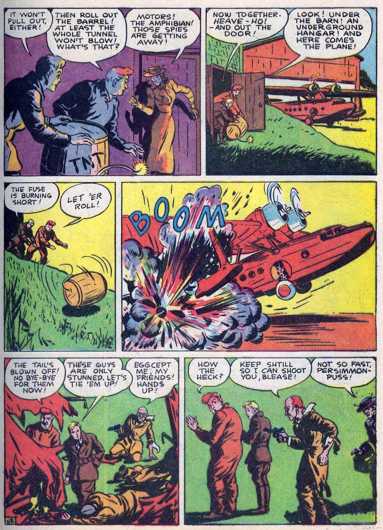Read online All-American Comics (1939) comic -  Issue #24 - 25