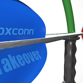 Foxcon agrees to acquire Sharp for $3.5 billion
