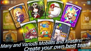 GunboundM Mobiles and Avatars