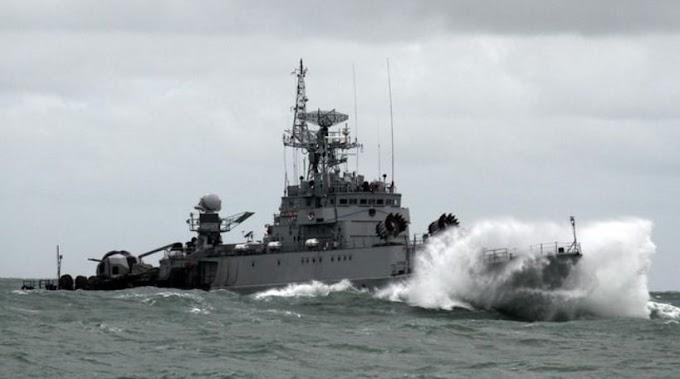 Kеtеgаngаn di Laut Natuna, Kapal Vіеtnаm Tаbrаk Kараl TNI AL