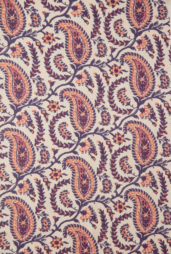 Schuyler Samperton Textiles, hönnun, mynstur, efni: Cordoba