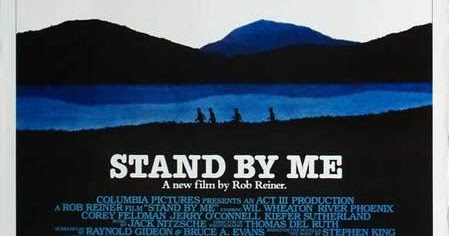 stand by me rob reiner essay Stand by me essays a story of friends who are on their way into adolescence, the  movie stand by me shows the friends growing up to become an adult in a.