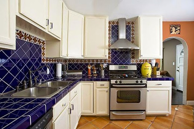 interior paint color ideas kitchen