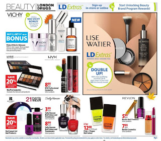 London Drugs Beauty Flyer September 29 - October 4