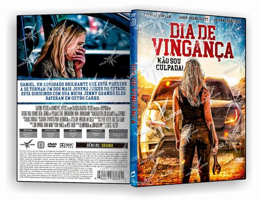 DVD-R NAO SOU CULPADA 2018 – AUTORADO