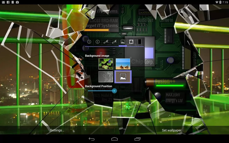 Cracked Screen 3d Parallax Pro V105 Paid Apk Androidapkfiles