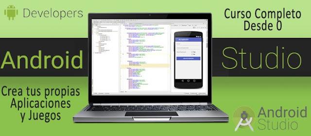 Android Studio Curso Completo desde 0