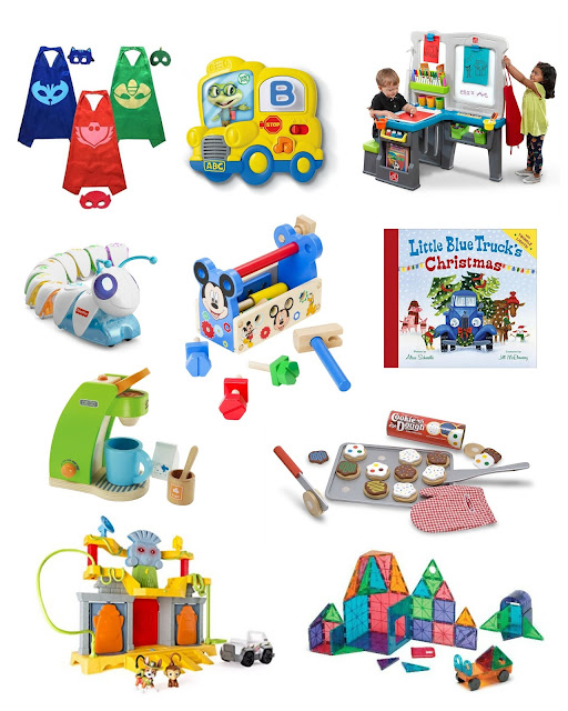 Holiday Gift Guide for Toddler Boys, Holiday Gift Guide for toddlers