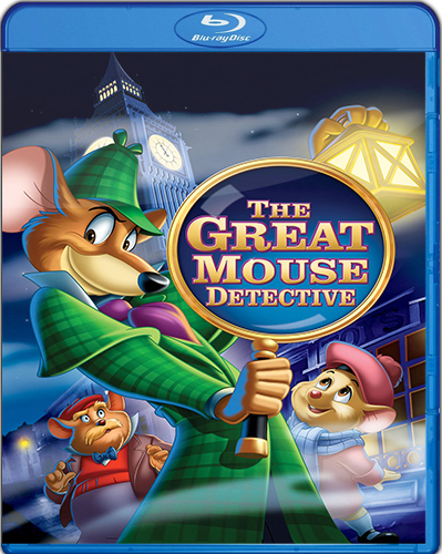 The Great Mouse Detective [1986] [BD25] [Latino]