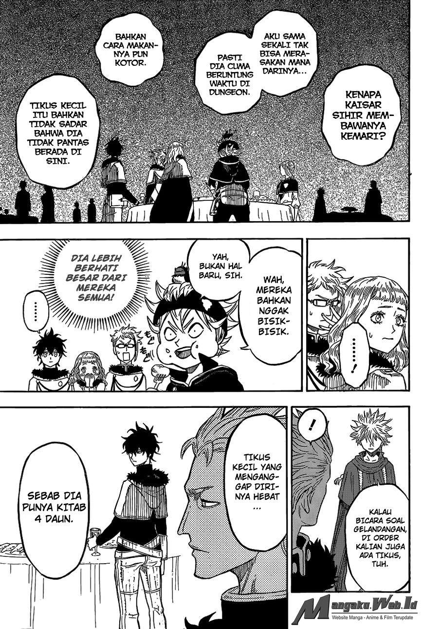 Black Clover Chapter 23 Bahasa Indonesia