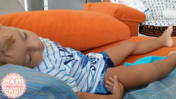 Miercoles mudo XVl: dias de dormir fresquito
