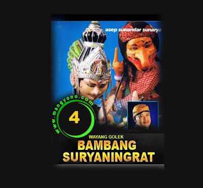 Wayang Golek BAMBANG SURYANINGRAT Bagian 3.