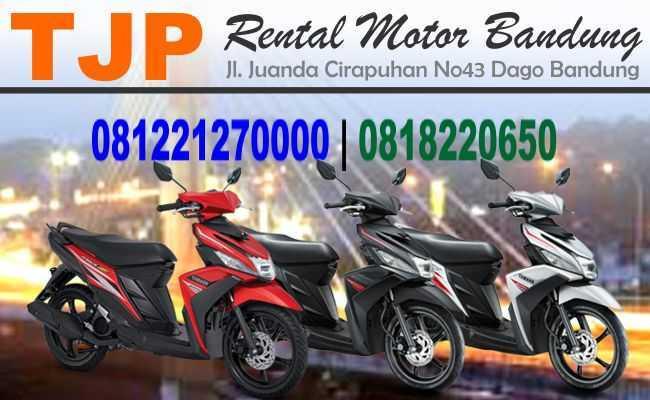 Sewa Rental motor dekat Jl. Karang Anyar