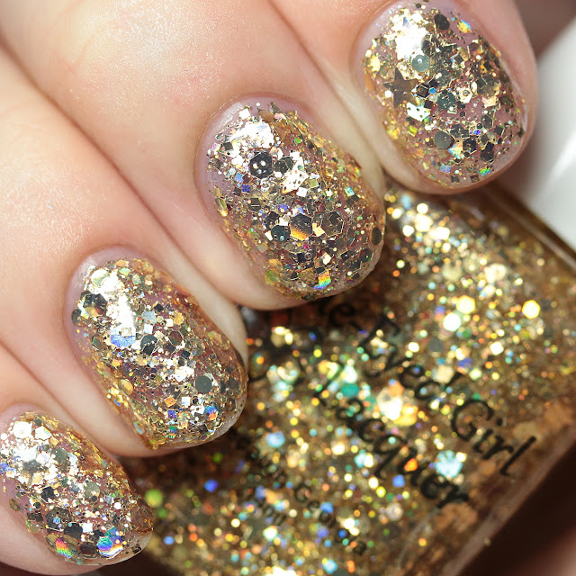 Blue-Eyed Girl Lacquer Four Star Daydream