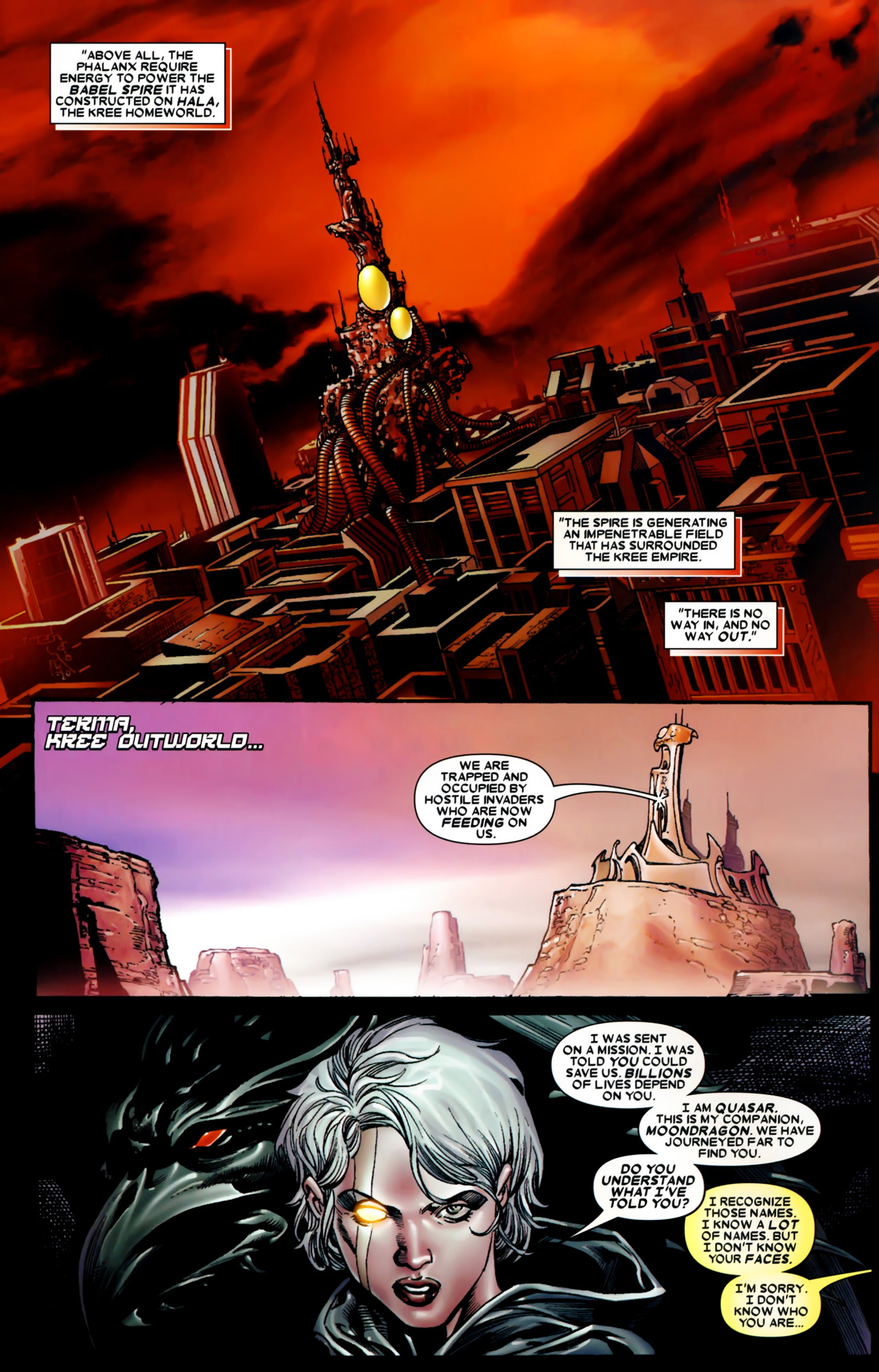 Read online Annihilation: Conquest comic -  Issue #1 - 9