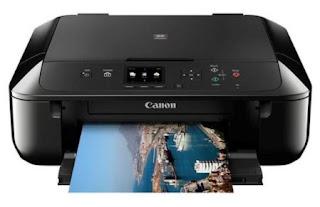 Canon PIXMA MG5760 Driver de impressora