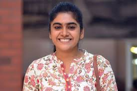 Nimisha Sajayan Family Husband Son Daughter Father Mother Marriage Photos Biography Profile