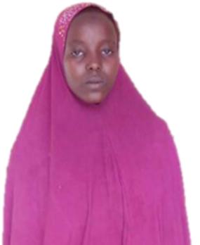 15 year old girl married to 3 boko haram leaders sambisa