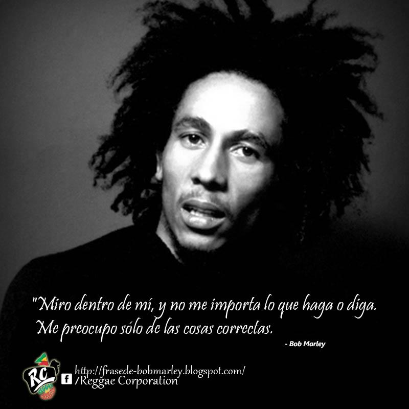 Frases De Bob Marley Para Facebook